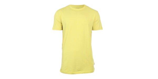Pánské žluté tričko Pietro Filipi