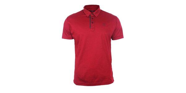 Pánské rudé polo tričko Pietro Filipi