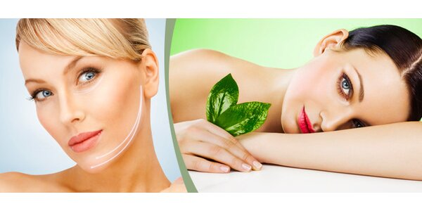 Luxusní kosmetická péče s hloubkovou diagnostikou pleti