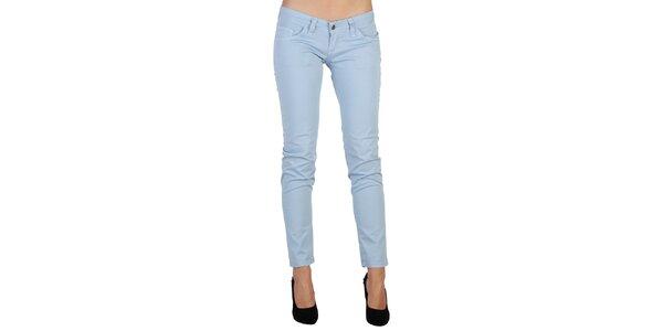 Dámské světle modré kalhoty Bonavita