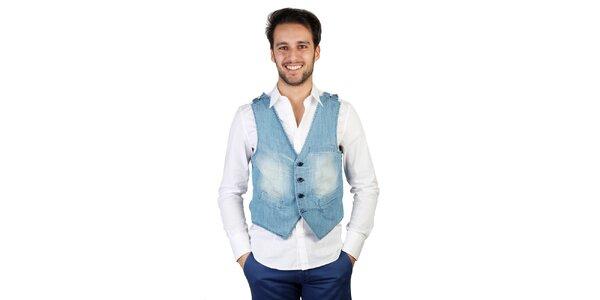 Pánská košile s vestičkou Bonavita