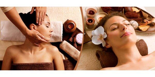 Andělská masáž obličeje v délce 30 minut