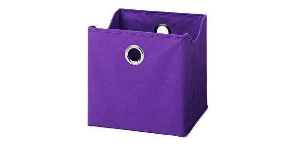 Boxy ve fialové barvě (9 kusů)