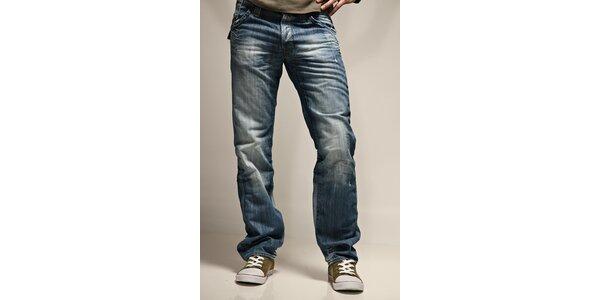 Pánské světle modré džíny Energie