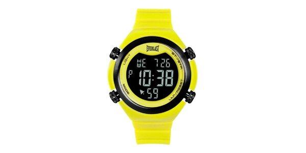 Dámské neonové digitální hodinky Everlast