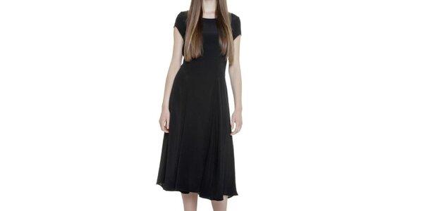 Dámské černé šaty Gene