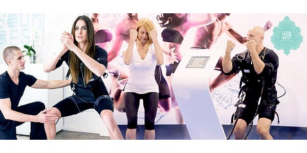 Speciální trénink s elektronickou stimulací svalů