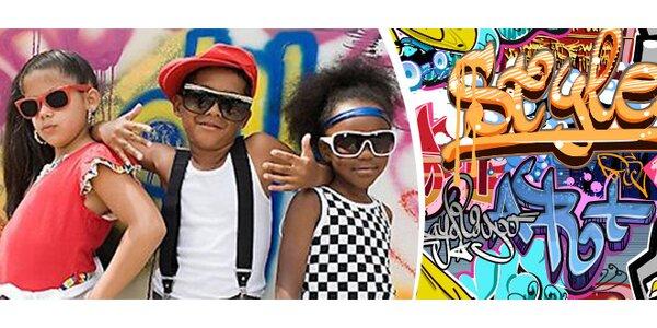 Taneční kurz Street dance pro děti od 7 do 15 let