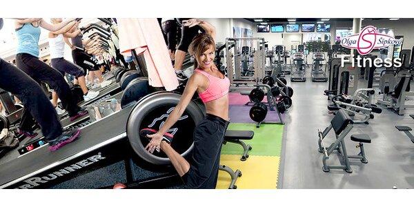 Vstup do posilovny Daily Fitness Olga Šípková