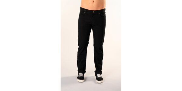 Pánské černé kalhoty SixValves