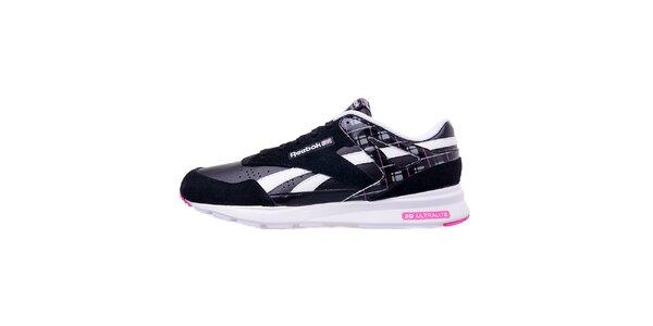 Dámské černé sportovní boty Reebook