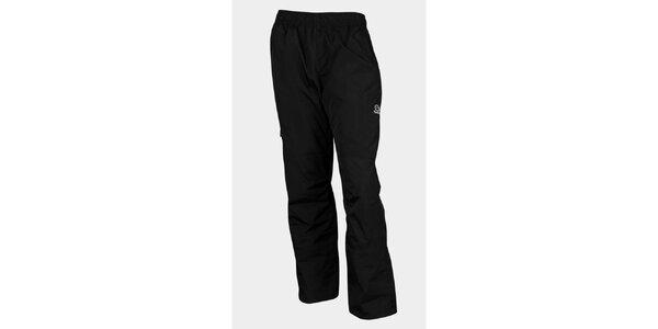 Pánské černé outdoorové kalhoty Sweep