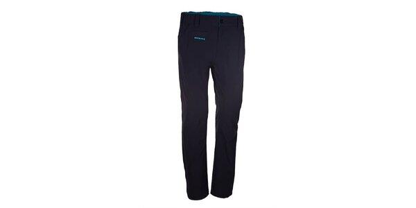 Pánské černé outdoorové kalhoty Envy