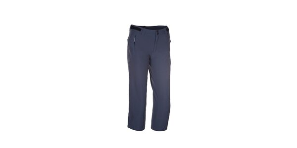 Dámské šedé 3/4 outdoorové kalhoty Envy