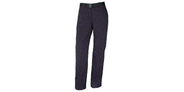 Dámské antracitové funkční outdoorové kalhoty Maier