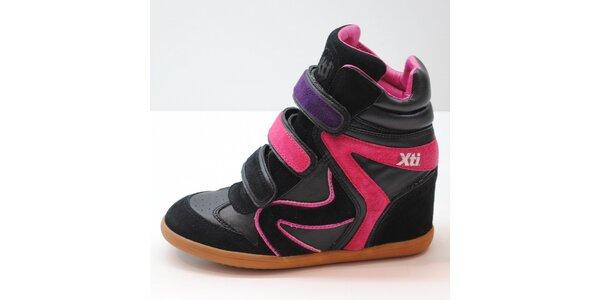 Dámské kotníčkové boty Xti