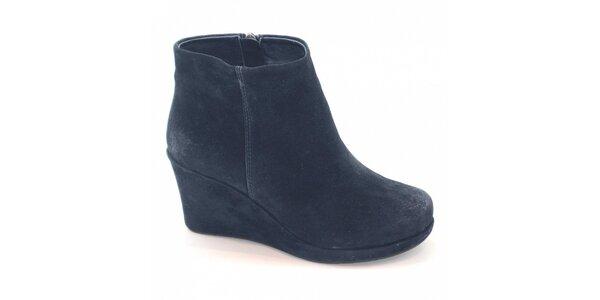 Dámské tmavě modré boty Xti