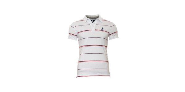 Pánské bílé polo tričko značky Bendorff