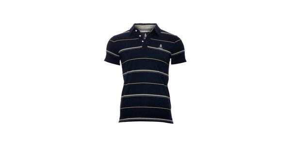 Pánské modré polo tričko značky Bendorff