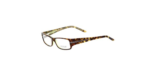 Pánské žíhané brýle Replay
