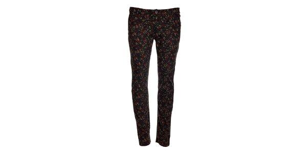 Dámské květované kalhoty Bleifrei