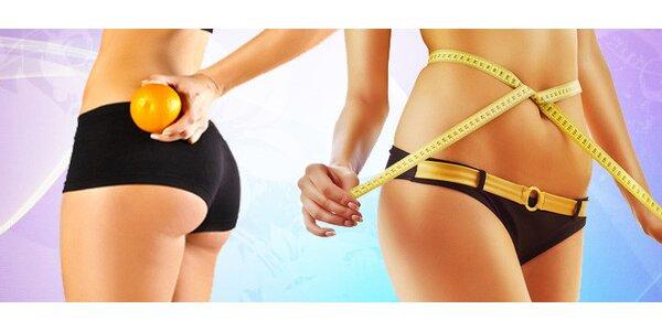 Bezbolestná liposukce tří partií těla