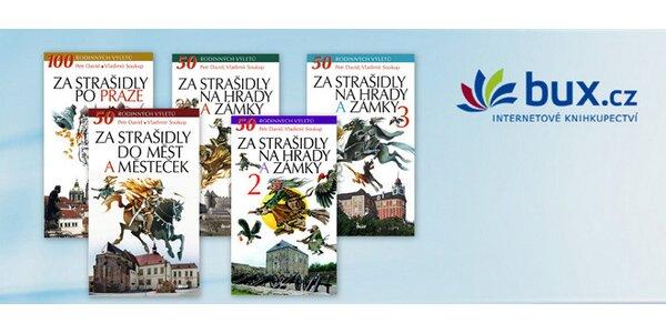5 knih plných rodinných výletů za poznáním