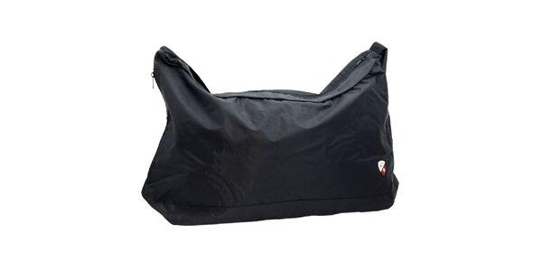 Pánská černá sportovní taška Lamborghini
