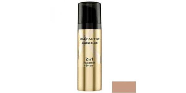 MF Ageless Elixir 2in1 75 Golden, make-up