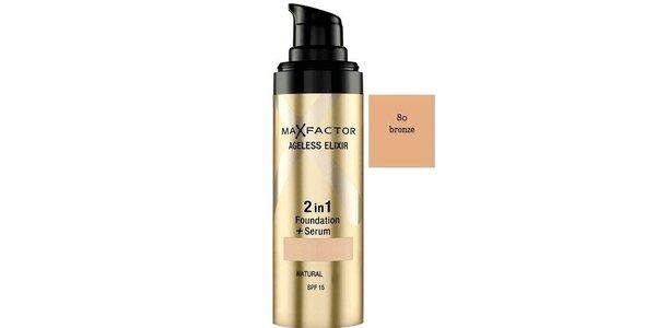 MF Ageless Elixir 2in1 80 Bronze, make-up