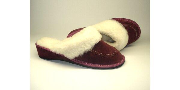 Dámské papuče, varianta číslo 8, velikost 40
