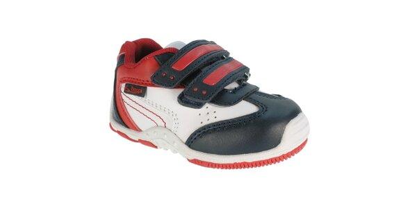 Dětské sportovní boty se suchým zipem Beppi