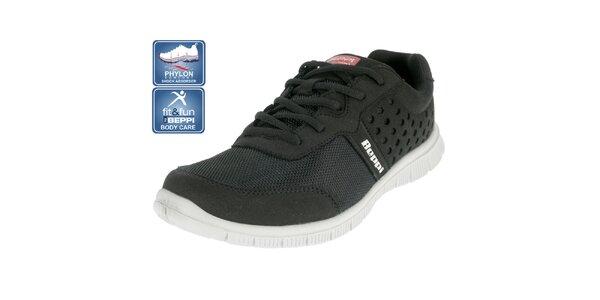 Pánské černé sportovní boty Beppi