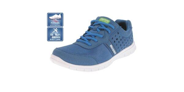 Pánské modré sportovní boty Beppi