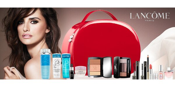Luxusní kosmetický travel box Lancôme Beauty