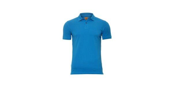 Pánské polo tričko značky Bendorff v modré barvě