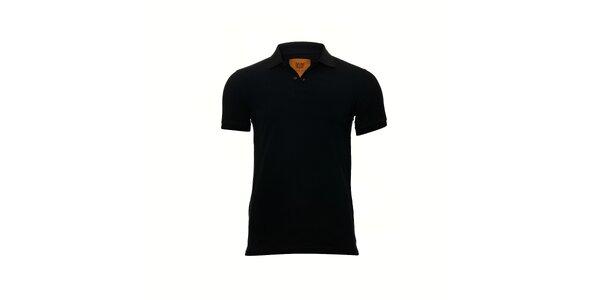 Pánské polo tričko značky Bendorff v černé barvě