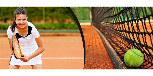 Pronájem tenisové haly na 1 hodinu