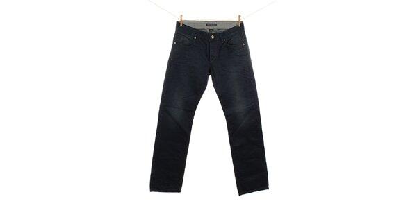 Pánské tmavé modré džíny Fuga