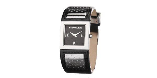 Dámské hodinky s hvězdičkami Thierry Mugler