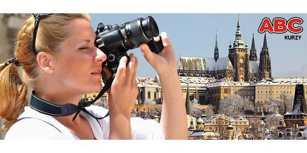 Naučte se fotit - 2denní kurzy pro začátečníky
