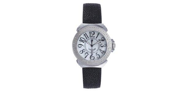 Dámské analogové hodinky Lancaster s diamanty