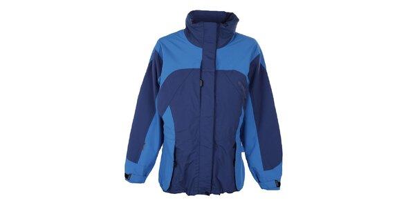 Dámská modrá bunda s kapucí Trimm