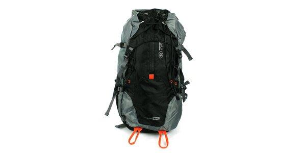 Černo-šedý batoh Trimm