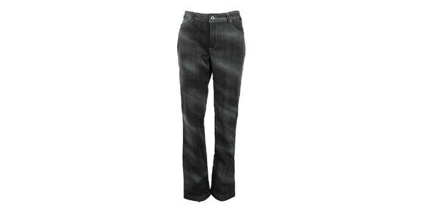 Dámské softshellové kalhoty s džínovým vzorem Trimm