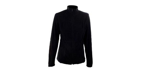 Dámská černá fleecová bunda Authority