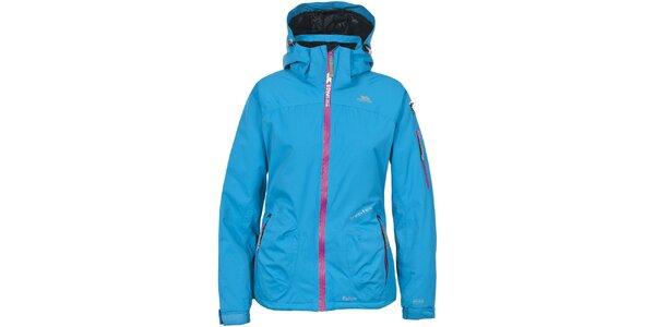 Dámská modrá lyžařská bunda Trespass
