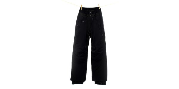 Dámské černé membránové kalhoty Hannah