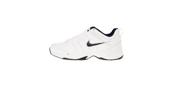 Pánské bílé tréninkové boty Nike T-Lite X