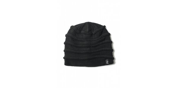 Dámská černá čepice Fundango
